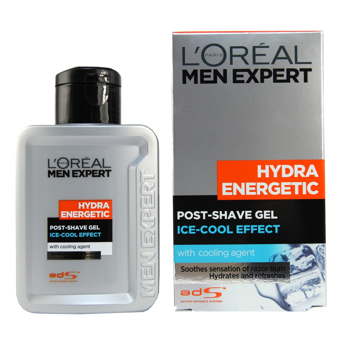 L'Oreal Paris Men Expert Hydra Energetic Post-Shave Gel Ice-Cool Effect