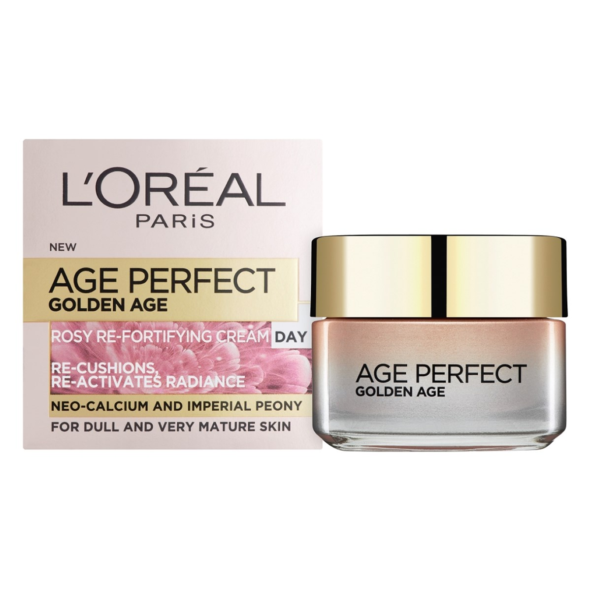 L'Oreal Paris Age Perfect Golden Age Rosy Re-Fortifying Day Cream