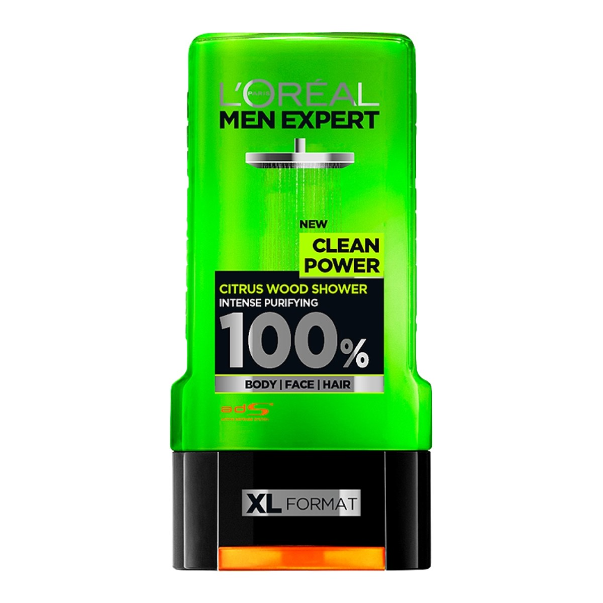 L'Oreal Paris Men Expert Clean Power Shower Gel