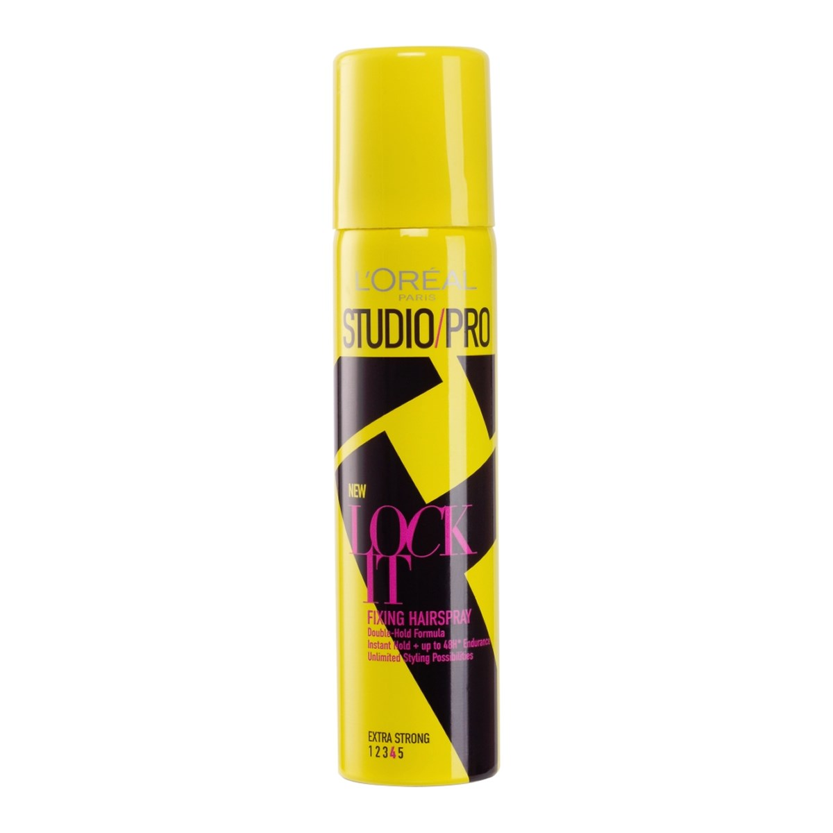 L'Oreal Paris Studio Pro LOCK IT Extra Strong Fixing Hairspray