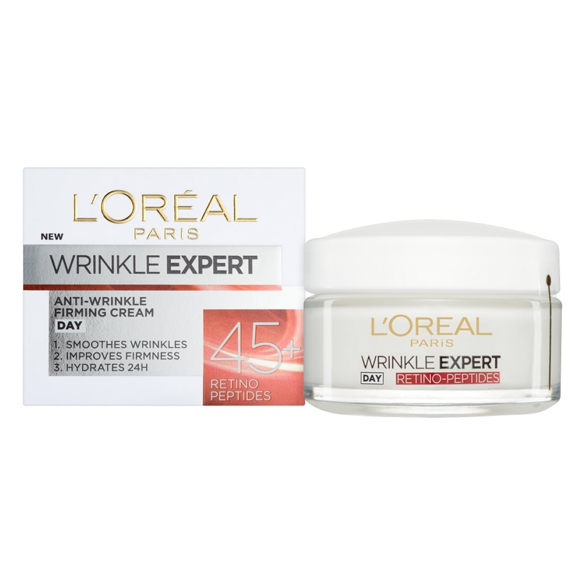 L'Oreal Paris Wrinkle Expert 45+ Day Cream