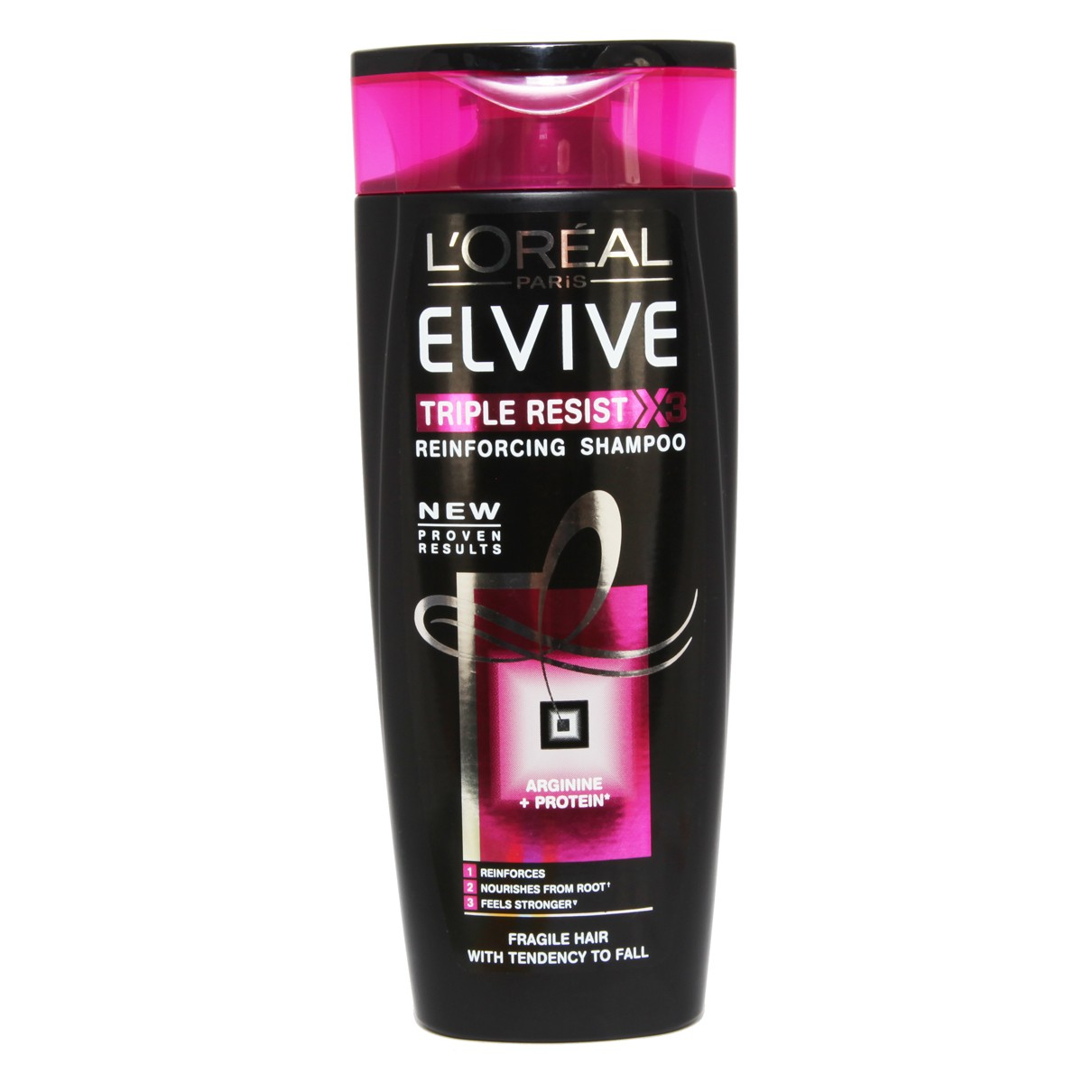 L'Oreal Paris Elvive Triple Resist Reinforcing Shampoo