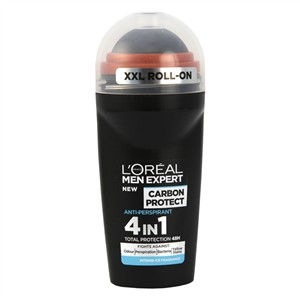 L'Oreal Paris Men Expert Carbon Protect 4in1 Deodorant Roll-On