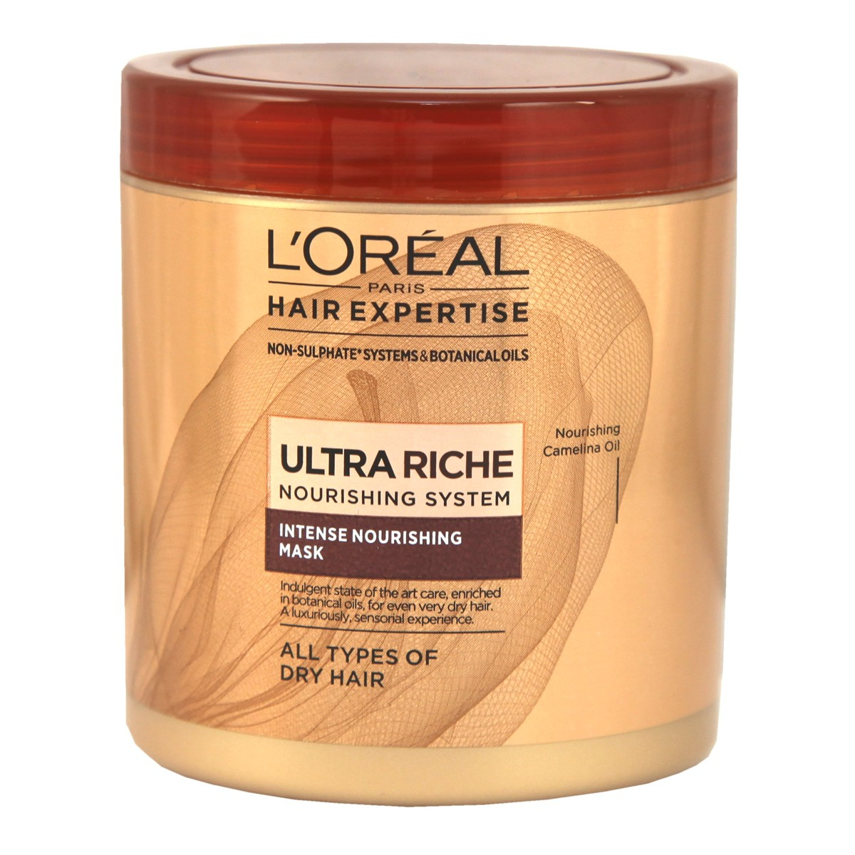 L'Oreal Paris Ultra Riche Intense Nourishing Mask