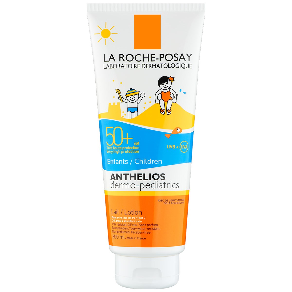 La Roche-Posay Anthelios Dermo-Kids Smooth Lotion SPF50+ 300ml
