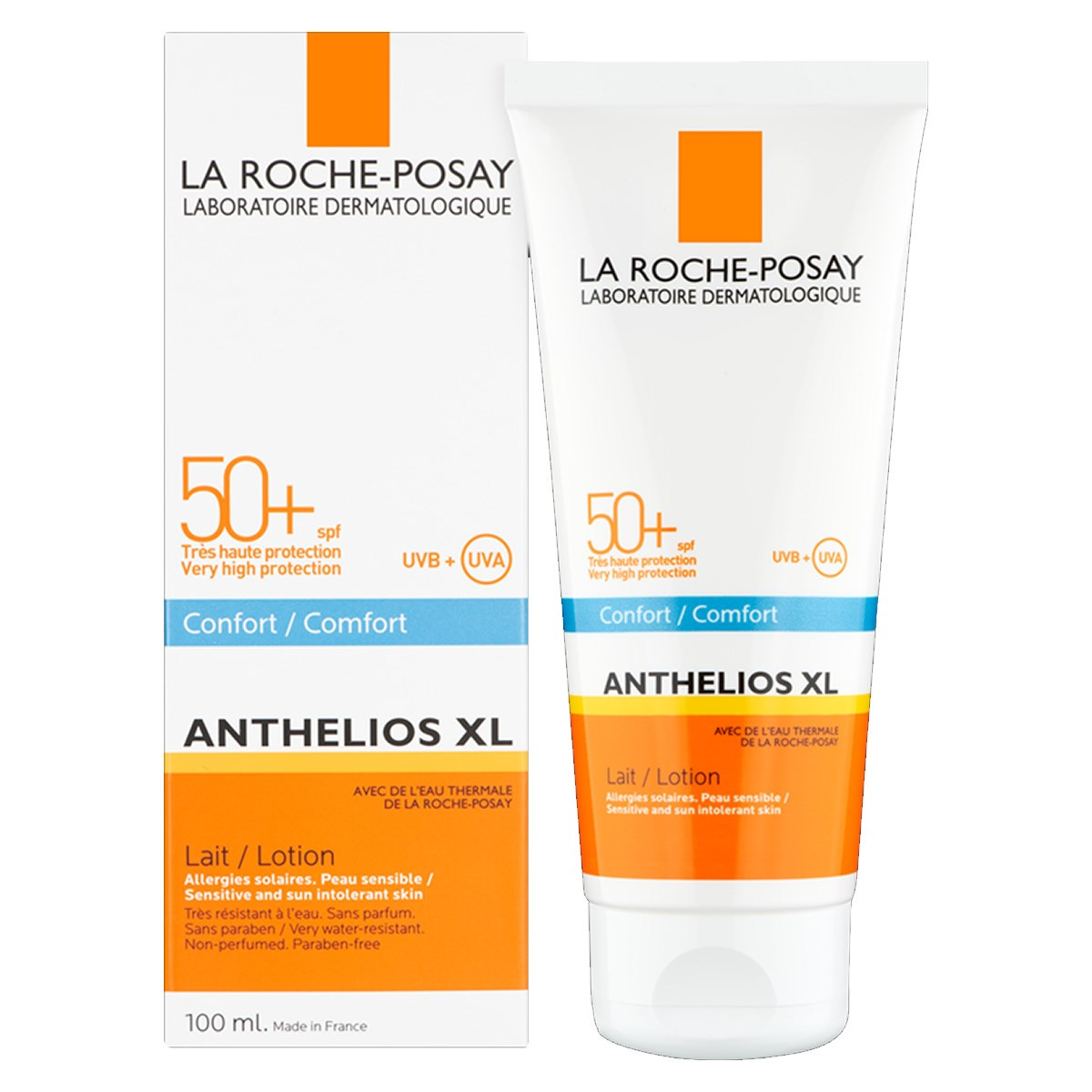 La Roche-Posay Anthelios XL Comfort Lotion SPF50+