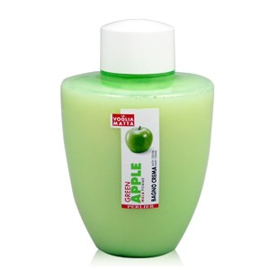 La Voglia Matta Green Apple Moisturizing Bath & Shower Cream