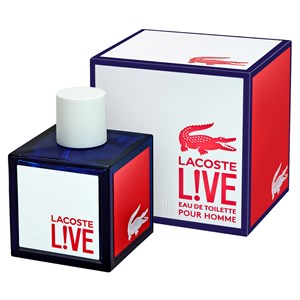 Lacoste L!VE EDT For Him