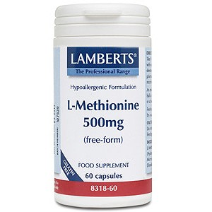 Lamberts L-Methionine 500mg