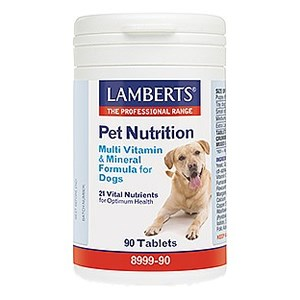 Lamberts Pet Nutrition Multi Vitamin & Mineral Formula for Dogs