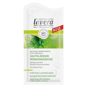 Lavera Mint Organic Purifying Cleansing Mask