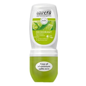 Lavera Organic 24h Deodorant Roll On - Lime & Verbena