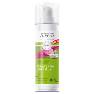 Lavera Rose Repair & Care Hair Serum