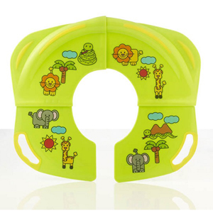 Little Wonders Foldable Toilet Trainer seat