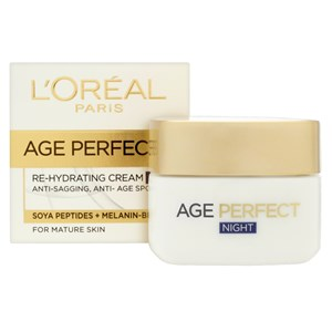 L'Oreal Paris Age Perfect Re-Hydrating Night Cream