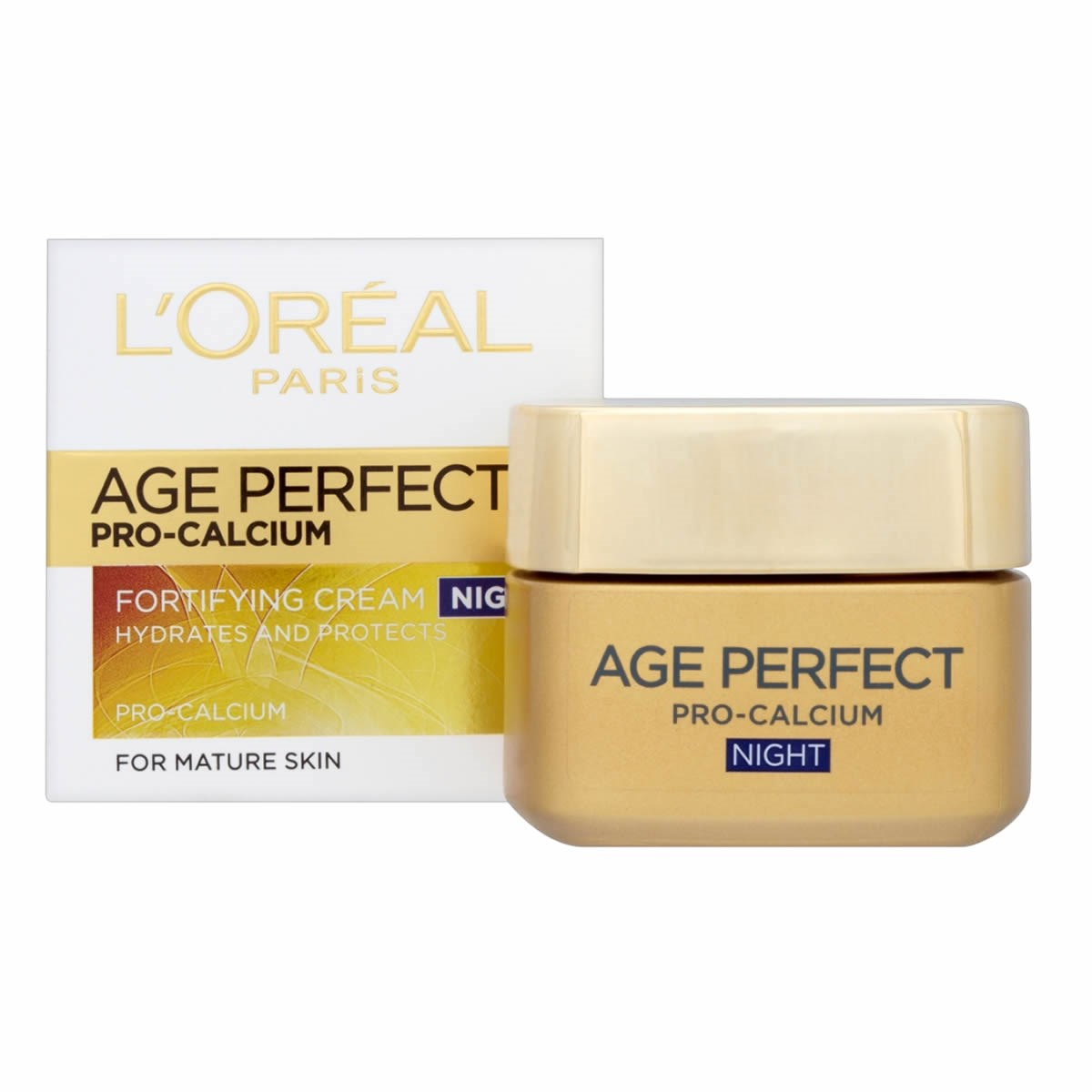 L'Oreal Paris Age Perfect Pro-Calcium Fortifying Night Cream