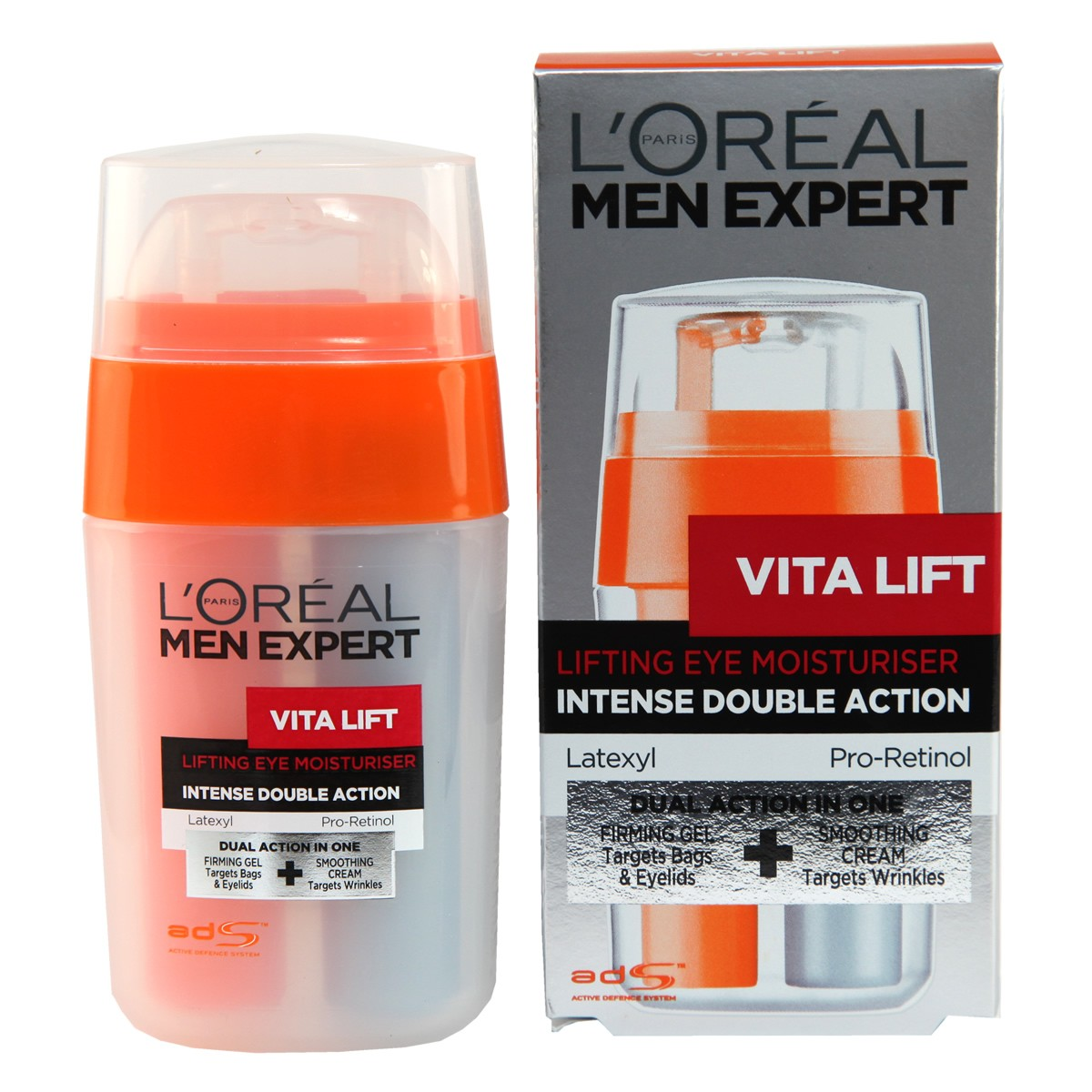 L'Oreal Paris Men Expert Vita Lift Double Action Lifting Eye Moisturiser