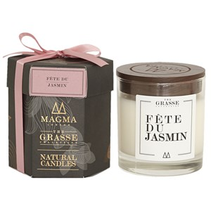 Magma London The Grasse Collection Natural Candle - Jasmin