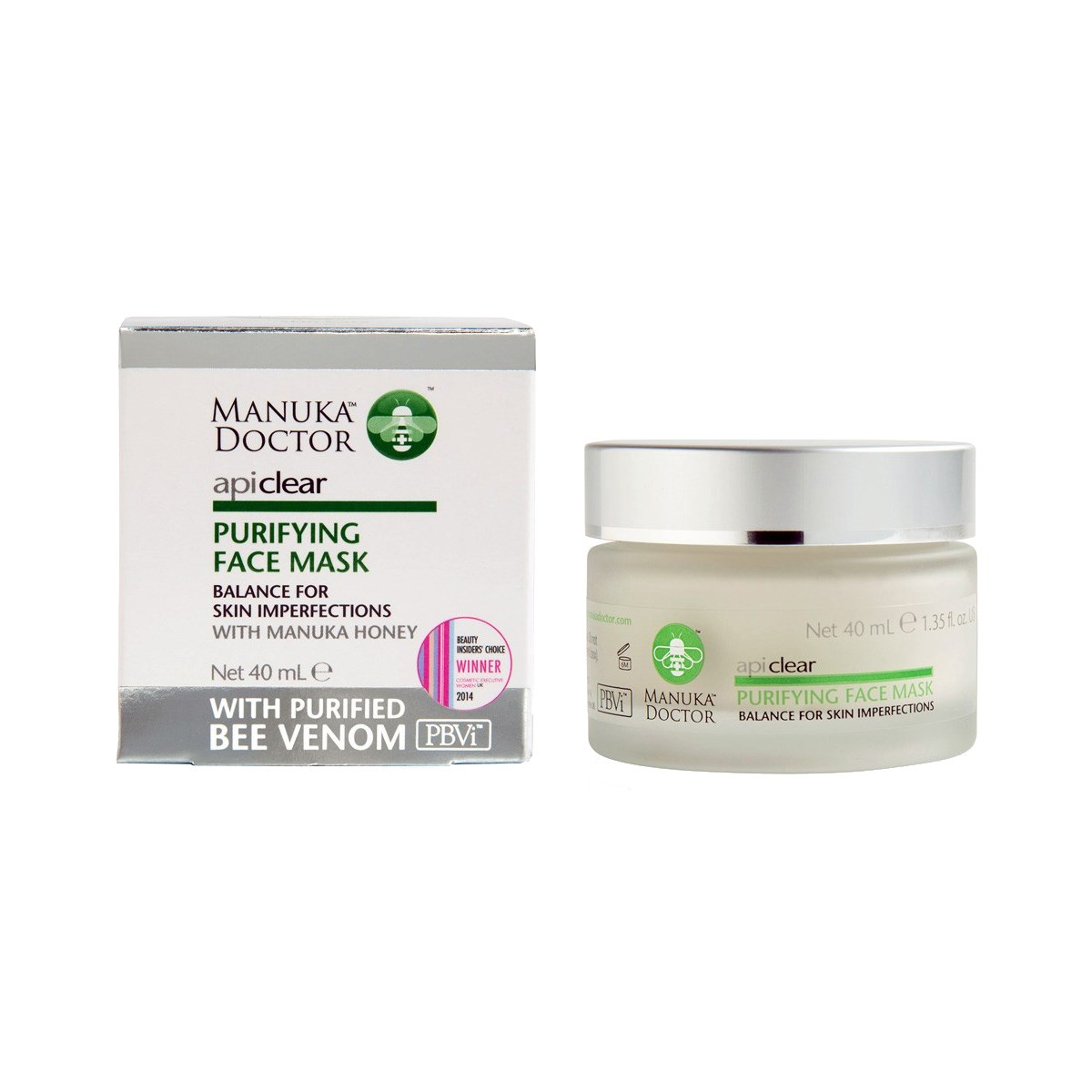 Manuka Doctor ApiClear Purifying Face Mask