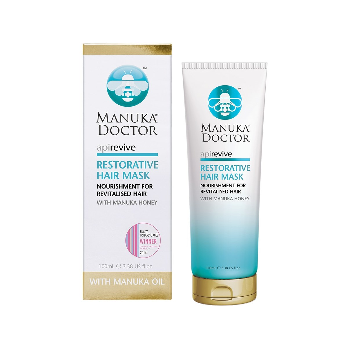 Manuka Doctor ApiRevive Restore Hair Mask
