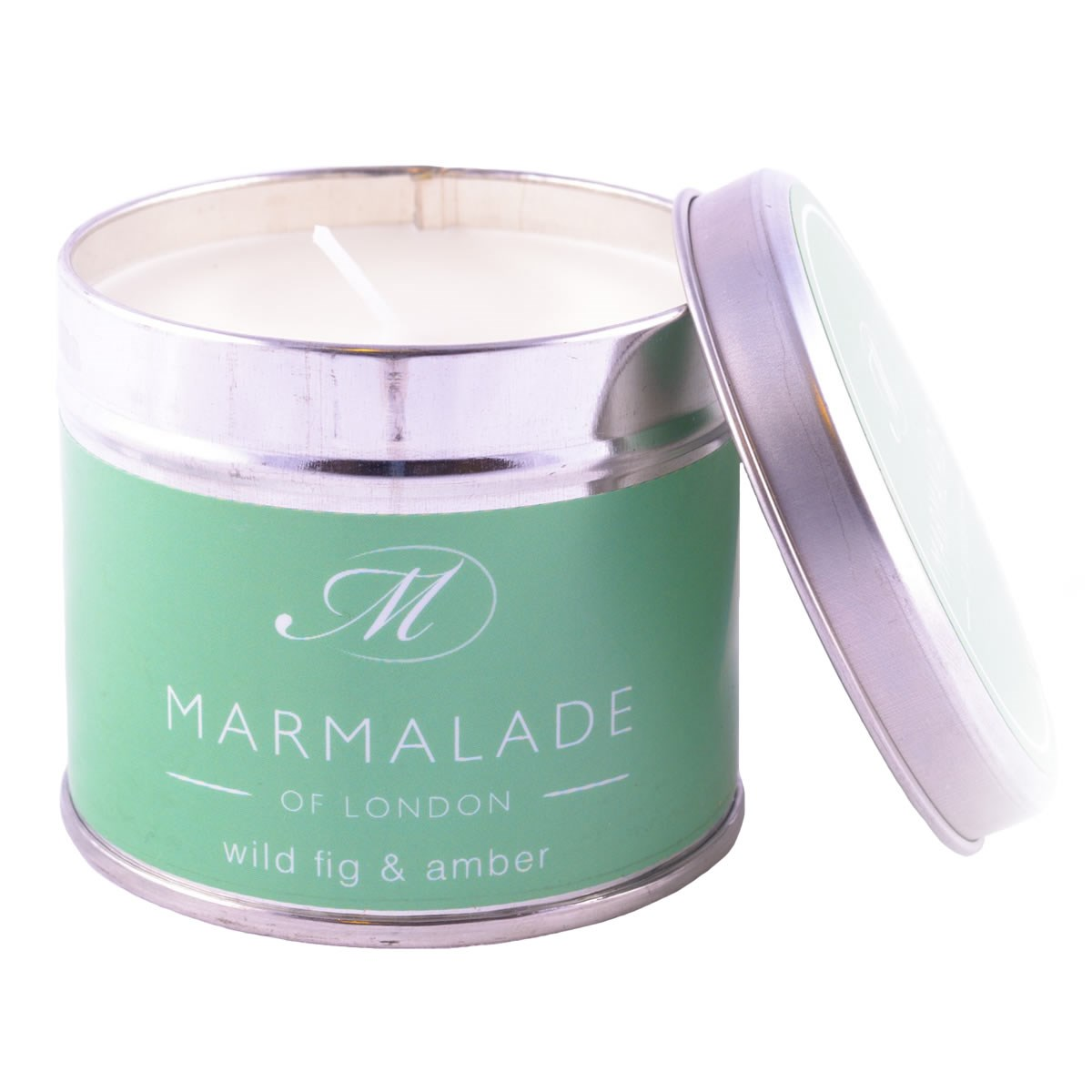 Marmalade of London Wild Fig & Amber Candle