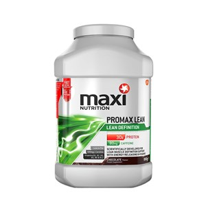 MaxiNutrition Promax Lean Definition Protein Shake 765g