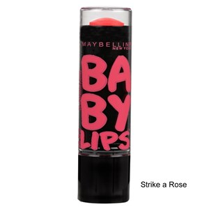 Maybelline Baby Lips Electro Lip Balm - Strike a Rose