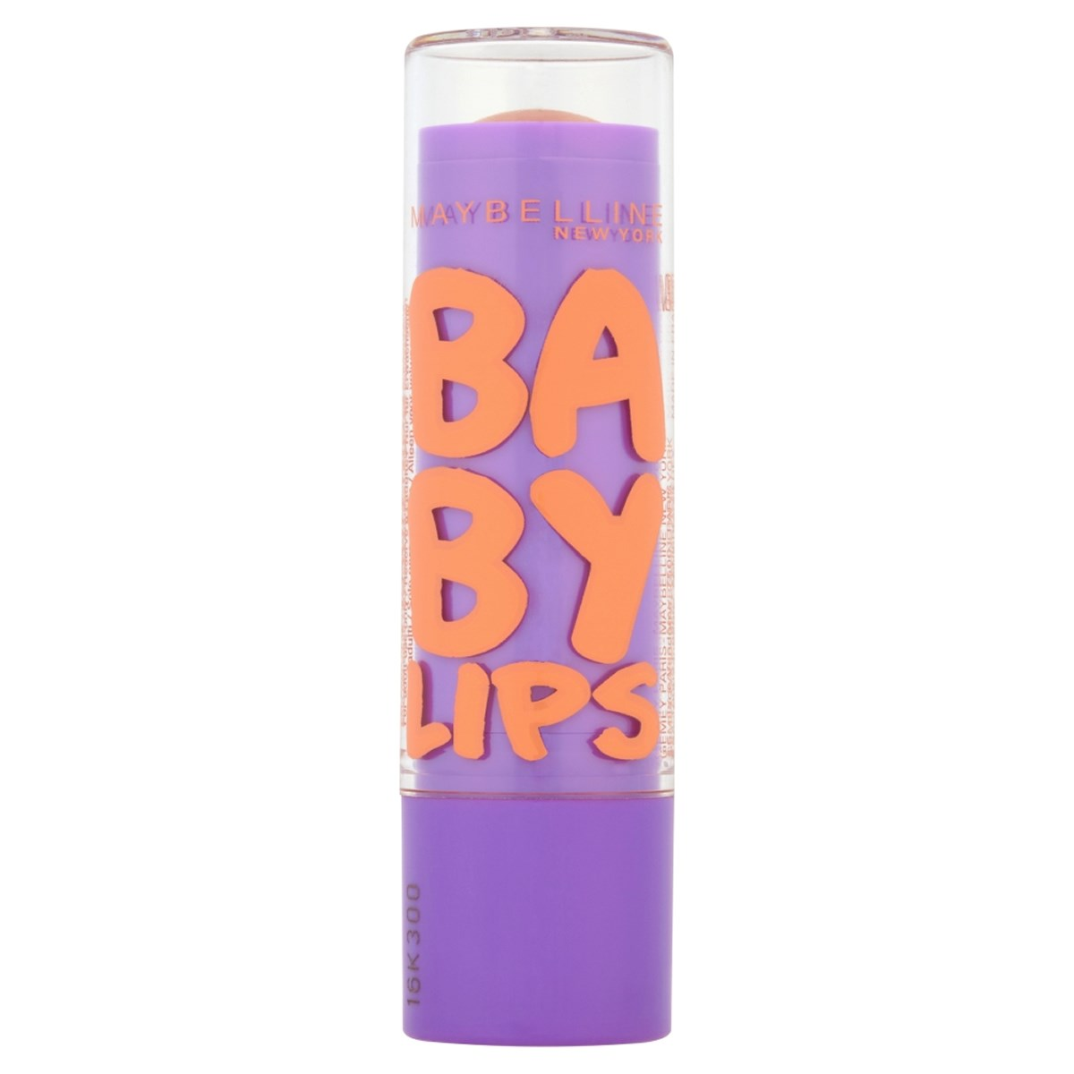 Maybelline Baby Lips Peach Kiss SPF20 Lip Protection Balm