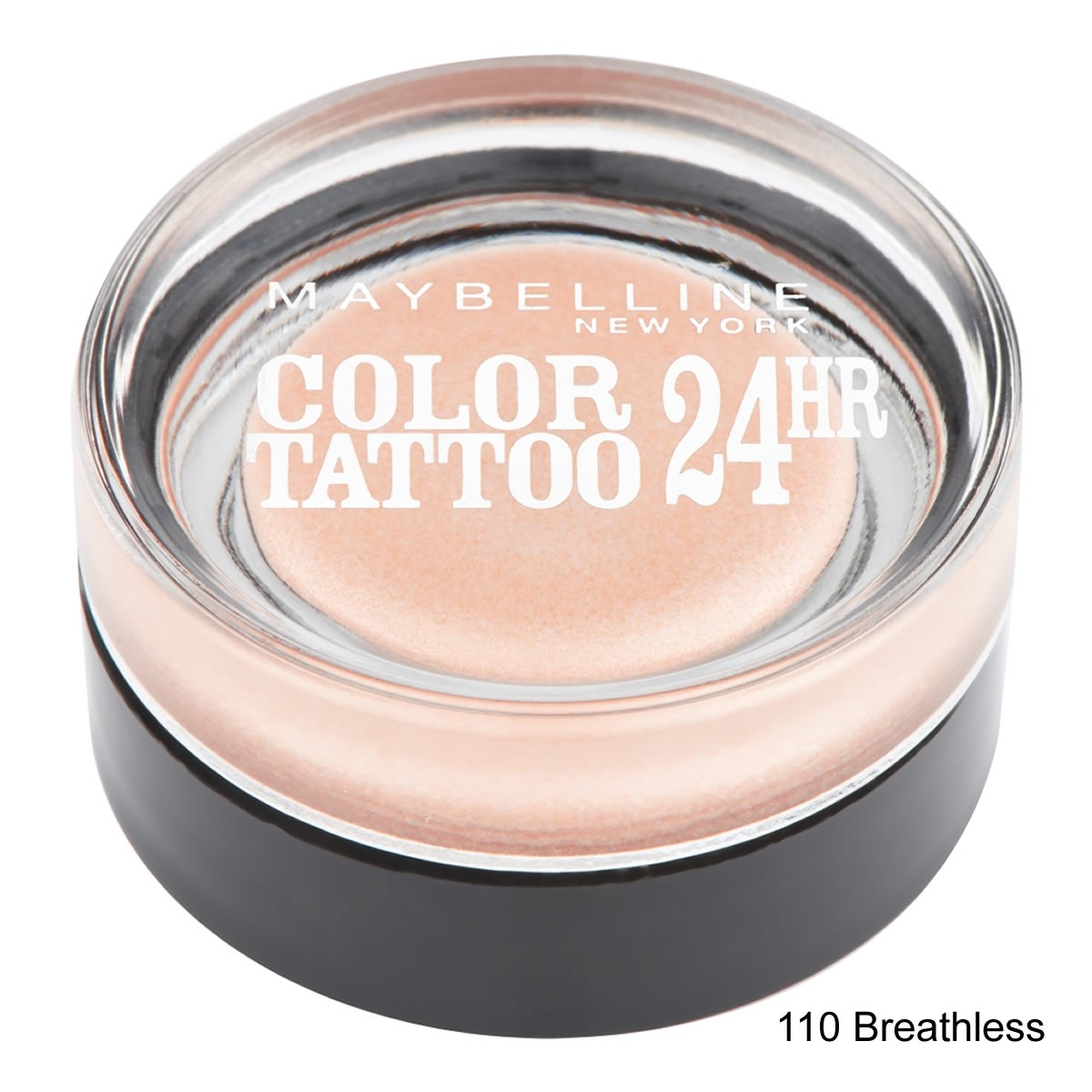 Maybelline Color Tattoo 24Hr Gel-Cream Eyeshadow