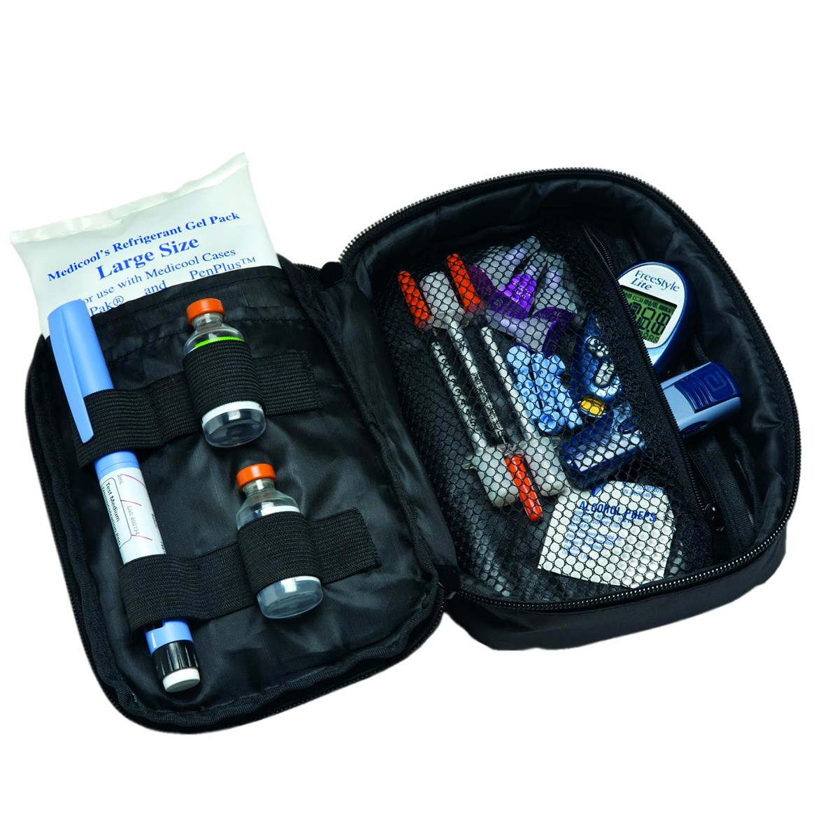 Medicool Daily Diabetic Travel Organiser Plus