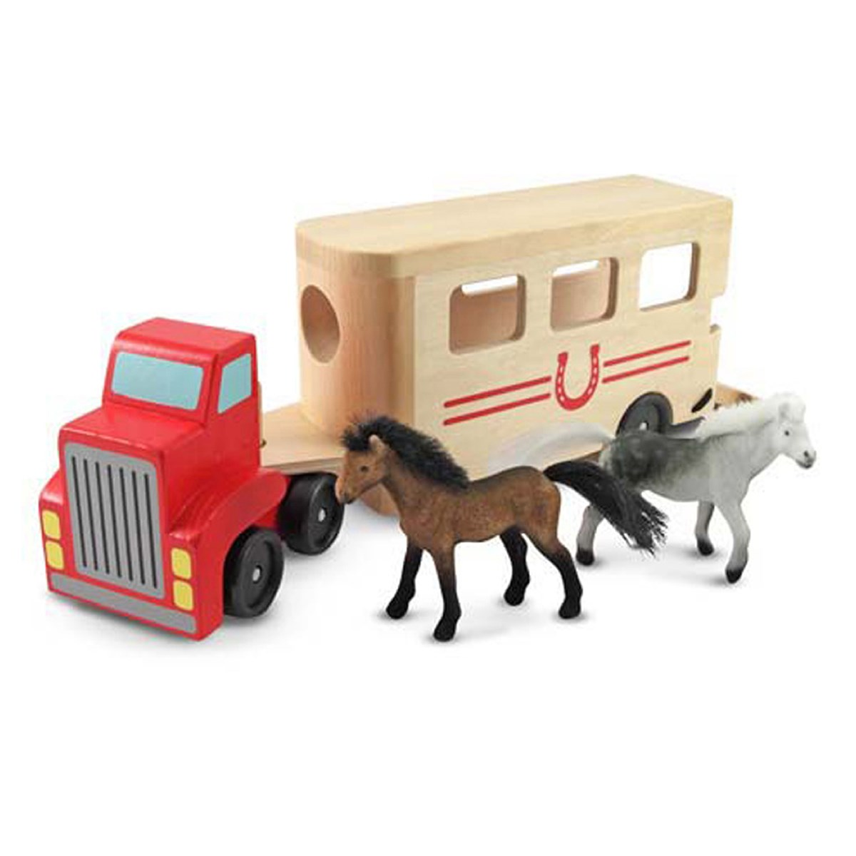 Melissa & Doug Horse Carrier