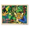 Melissa & Doug Rainforest Wooden Jigsaw Puzzle 48 pieces