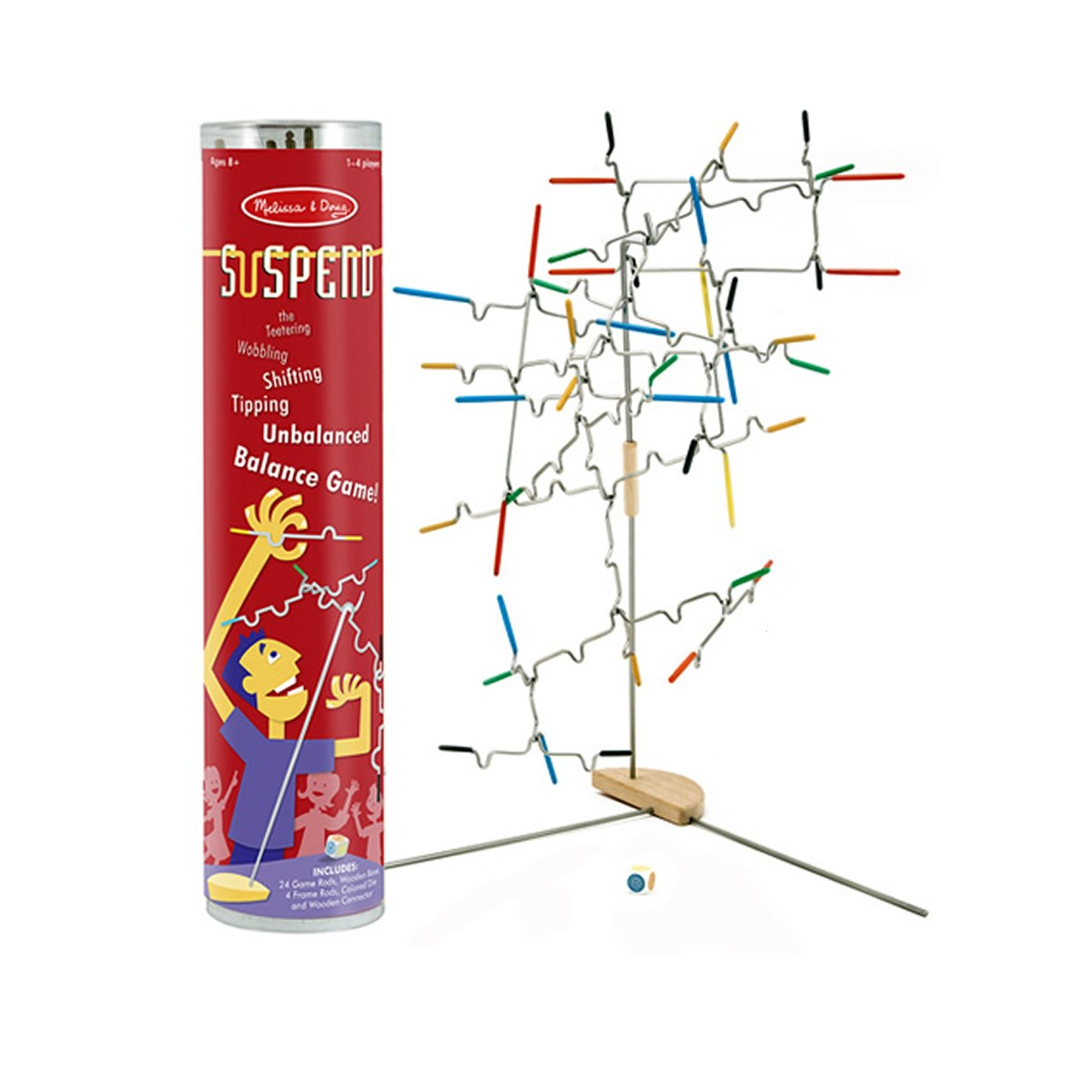 Melissa & Doug Suspend - The Hanging Balance Game