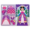 Melissa & Doug Wooden Chunky Puzzle - Dress-up Princess