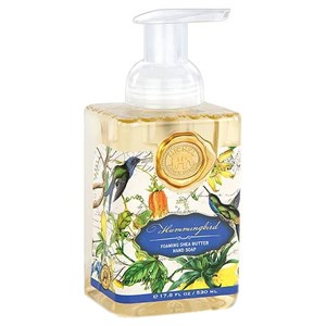 Michel Design Works Hummingbird Foaming Shea Butter Hand Soap