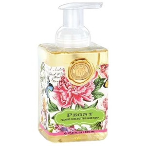 Michel Design Works Peony Foaming Shea Butter Hand Soap