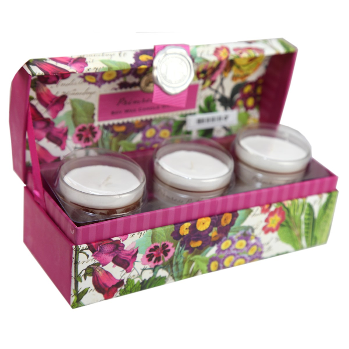 Michel Design Works Primrose Path Soy Wax Candle Gift Set