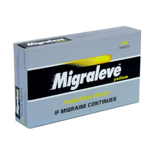 Migraleve Yellow