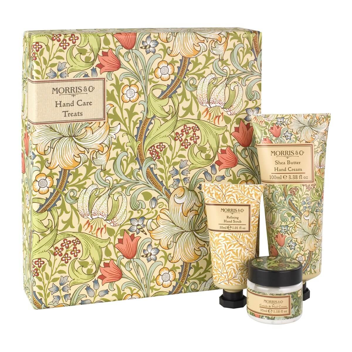 Morris & Co Golden Lily Hand Care Treats