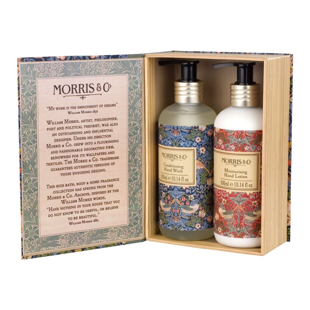 Morris & Co Hand Wash & Hand Lotion Duo