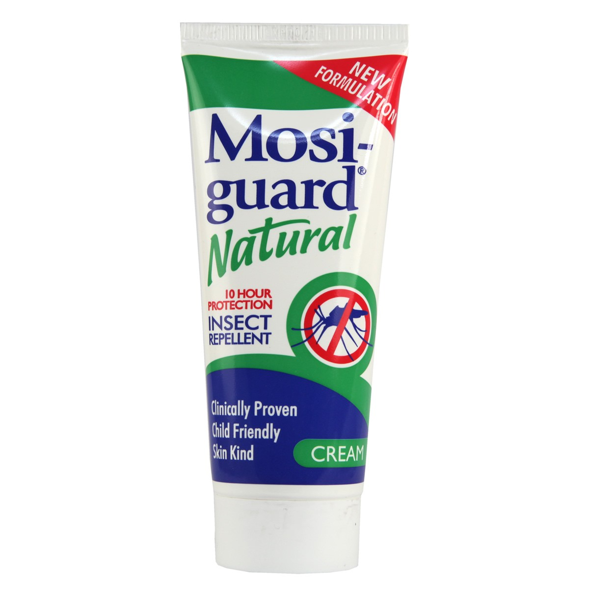 Mosi-guard Natural Insect Repellent Cream