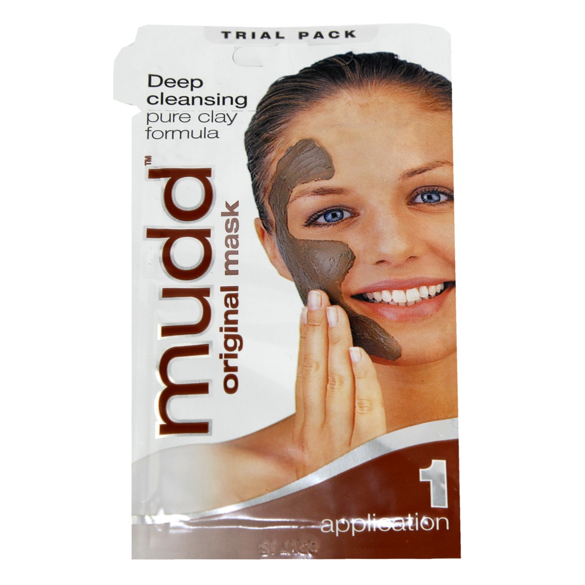 Mudd Original Mask Deep Cleansing Pure Clay Formula -Trial Pack