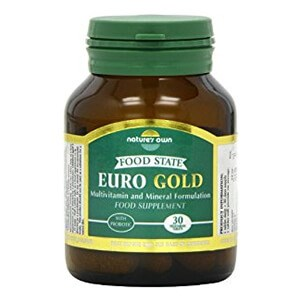 Nature's Own Euro Gold Multivitamin & Mineral