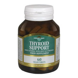 Nature's Own Thyroid Support