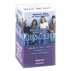 Natures Plus Teen-Active Tablets