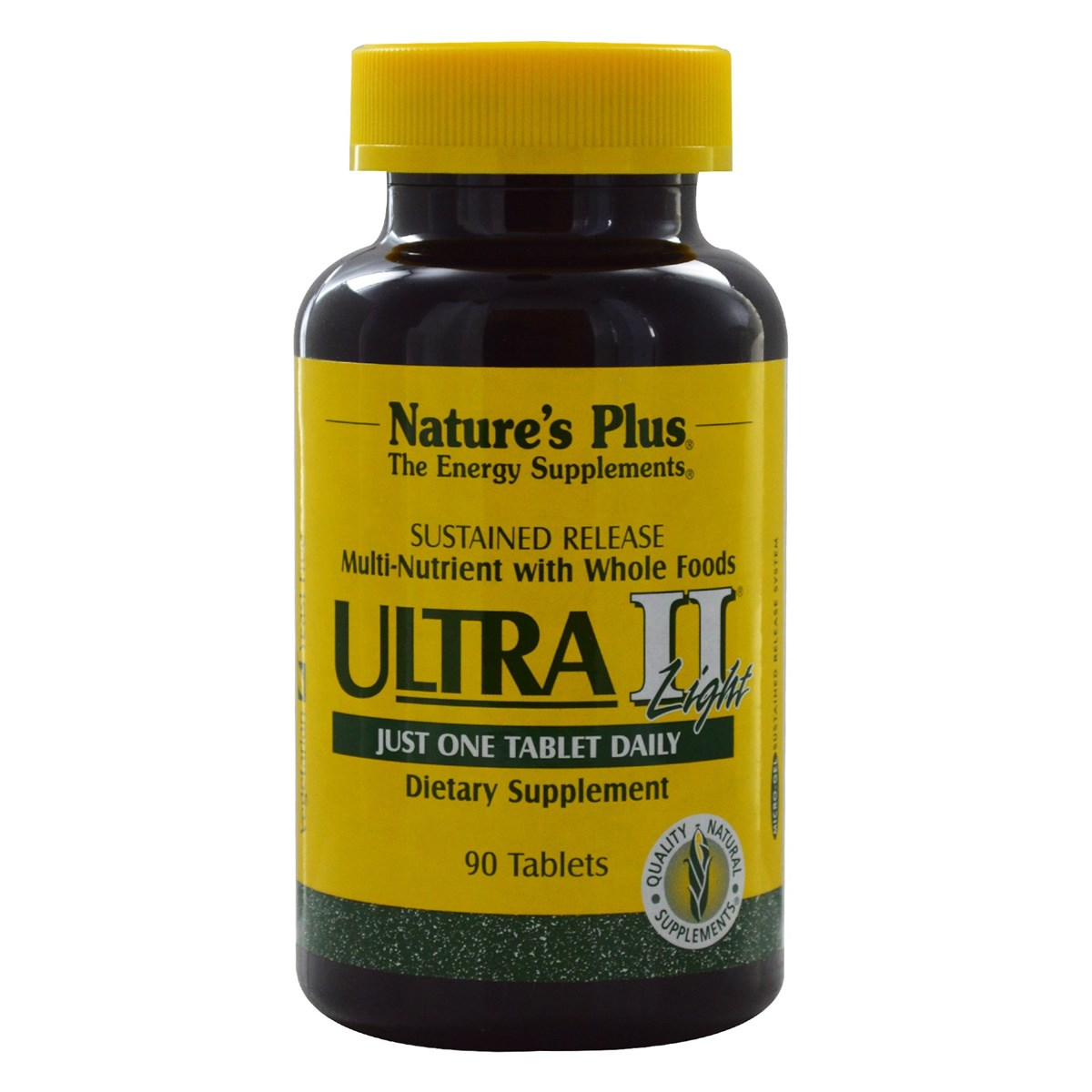 Natures Plus Ultra II Light Sustained Release Tablets