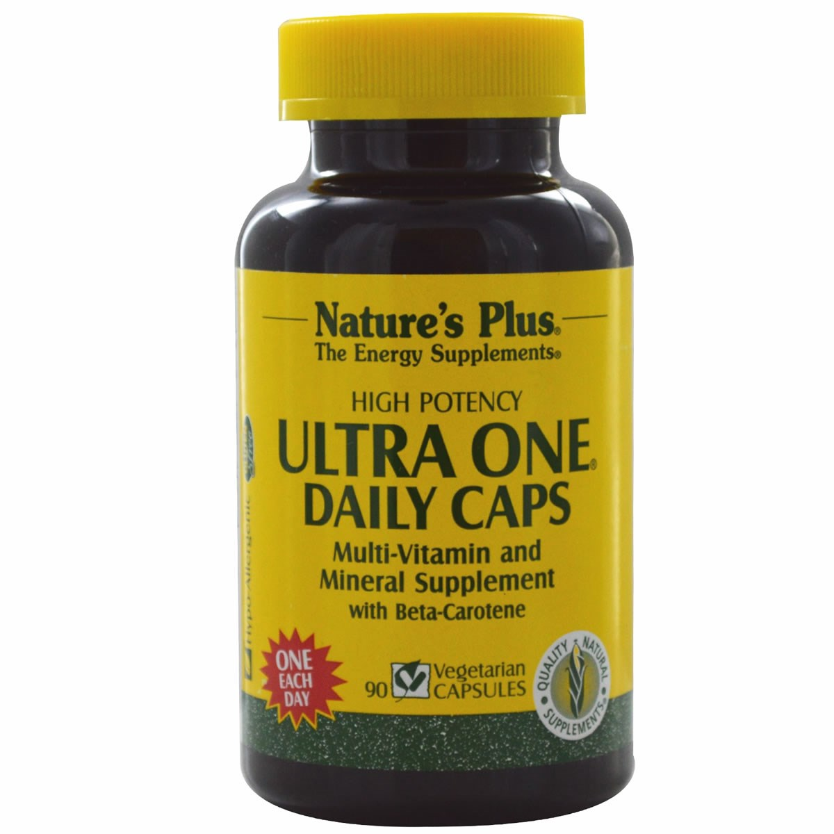 Natures Plus Ultra-One Daily Caps
