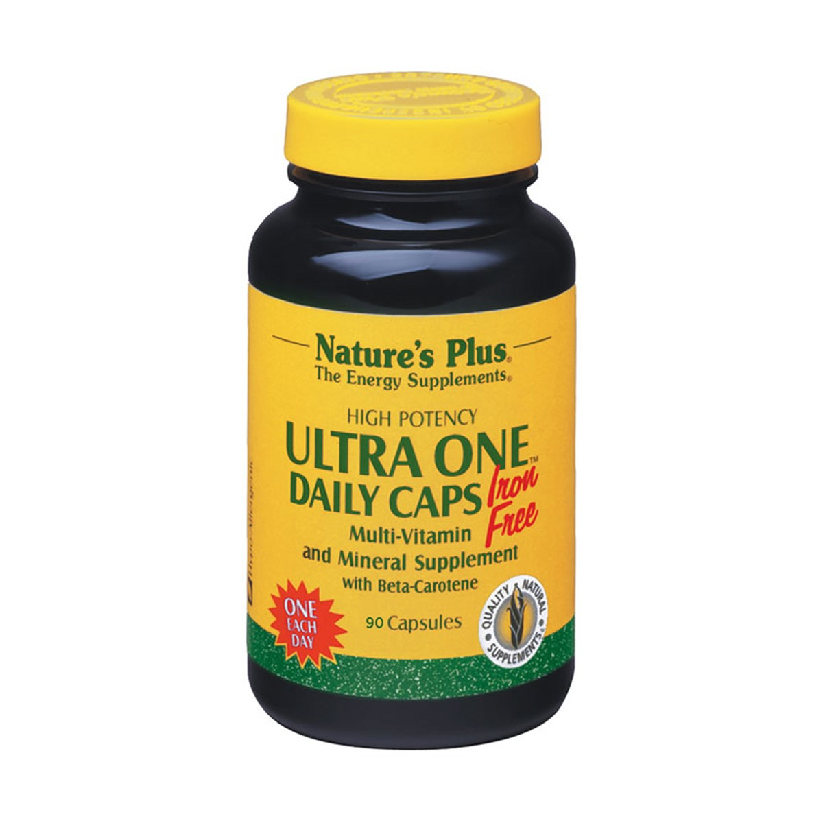 Natures Plus Ultra-One Daily Caps No Iron