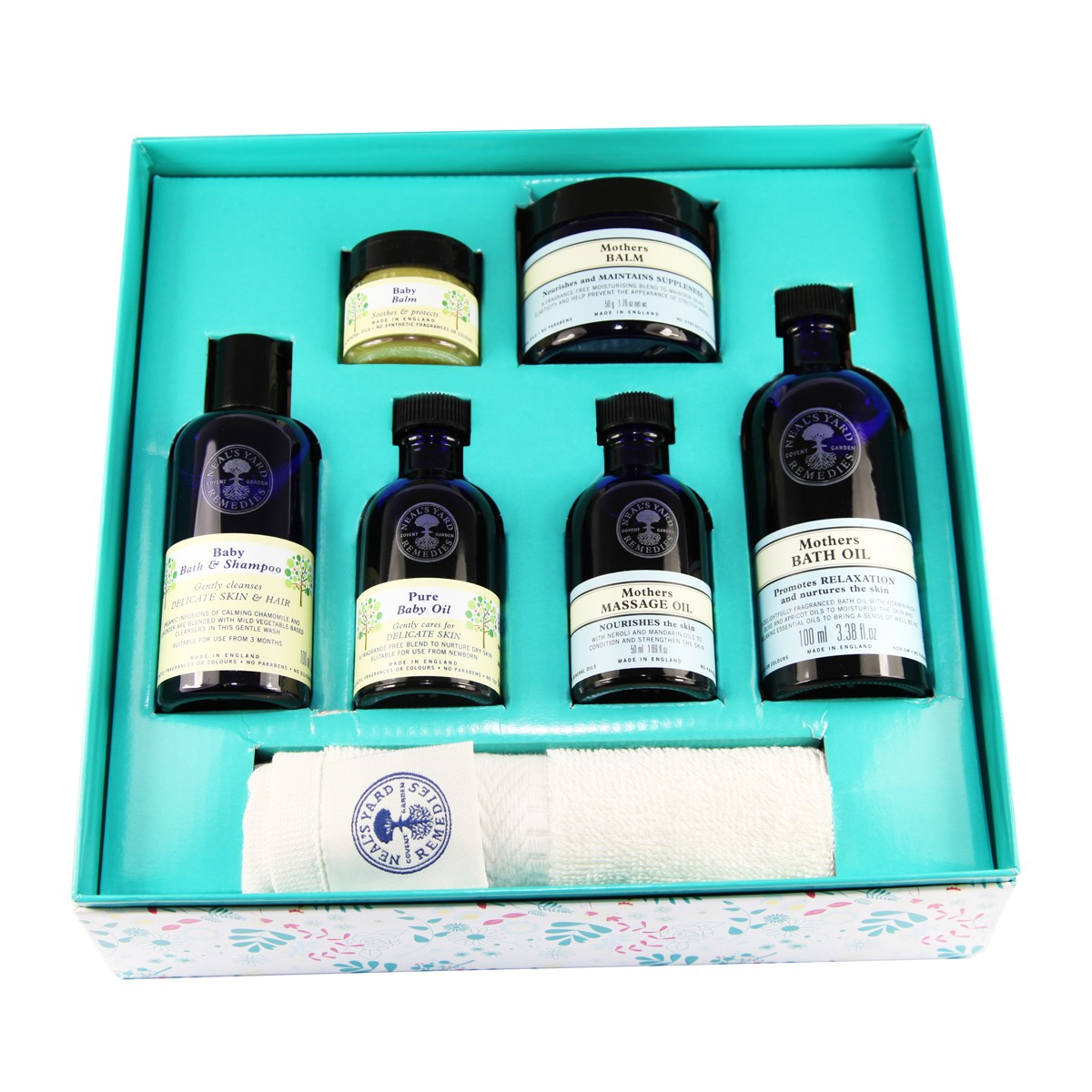 Neal's Yard Mother & Baby Organic Collection Gift Box