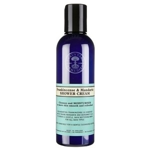 Neal's Yard Frankincense & Mandarin Shower Cream